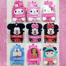 Mickey Mouse tas ransel boneka anak backpack minnie mouse uu 747c11f75a