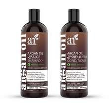 Artnaturals 🌿Ready Stock 🌿 Argan Oil Shampoo / Conditioner Restorative Formula 16 Fl Oz (473 Ml)