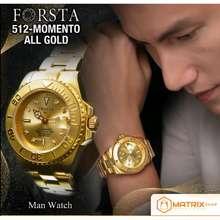 Forsta Forsta Momento 512 All Gold   Jam Tangan Import   Jam Tangan Mewah Dengan Germanium Ori Matrixshop