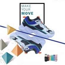 Rhumell Sepatu Sneakers Pacific