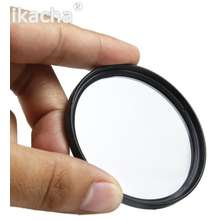 Canon 49Mm Lens Uv Protection Camera Filter For Ef 50Mm F/1.8 Stm & For Sony E-Mount 18-55Mm F/3.5-5