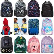 Smiggle 🔥Hot Item🔥 [Free 2Pcs Pencils] School Bag Beg Sekolah Backpack Kanak-Kanak