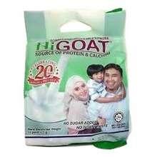 Hi Goat Higoat Pure Goat Milk @ Susu Kambing Sachet [15Pcs X 21G] (Redeem Code) (Sachet (15pcs x 21g))