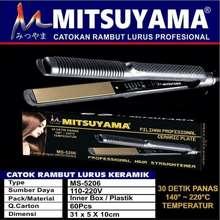 mitsuyama catok 5206 catok pelurus rambut