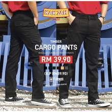 Timberland Cargo Pants [Stretchable]