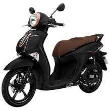 Yamaha Xe Máy Janus Phiên Bản Giới Hạn