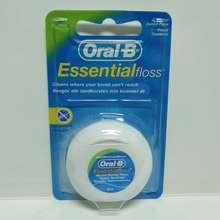 Oral-B Essential Floss Mint Flavor Waxed Oral B Dental Floss