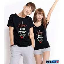 Couple Baju Kaos Couple Baju Pasangan Soulmate Everyday
