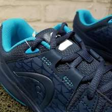 Head Sepatu Tenis Brazer Dark Blue Tennis Original