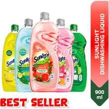 Sunlight Dishwashing Liquid Lemon / Lime, 1000Ml, Bundle Of 3