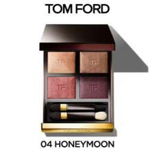 TOM FORD Tf Four-Color Eyeshadow Palette Earthy Pearlescent Lasting Waterproof 04 #
