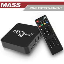 Mass 5G Internet Tv Box
