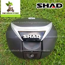Shad Sh34 Top Case For Motorcycles (Carbon)