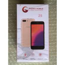 Phonix Mobile Z5 4Gb+512Mb(Free Jelly Case)