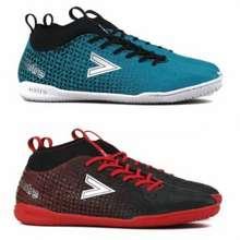 Mitre Sepatu Futsal Ultimate In Red & Blue Original