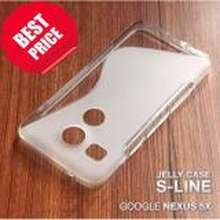 S-LINE S-LINE Soft Jelly Silicon Silikon TPU Case Softcase For LG Google