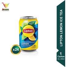 Lipton Lemon Ice Tea 1 Carton (24 X 300Ml) (Kl& Selangor Delivery Only)