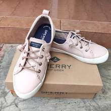 Sperry Original Women Crest Vibe Leather Shoes