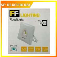 FF Lighting Led Flood Light 10W [6500K Daylight Ip65]/[3000K Warm White] Spotlight