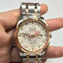 Tissot Couturier Chronograph Automatic Mens Watch 30Mm