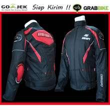 Jumbo jaket shift original brutal size xxl lis merah 2b34838ea6
