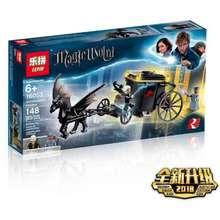Harry Potter Brick Lepin 16053 Grindelwald Escape 148Pcs