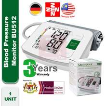 Medisana Digital Blood Pressure Monitor Bu 510
