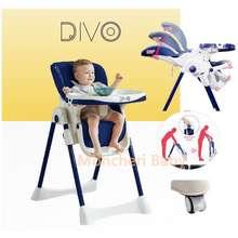 Coby Divo - Multi-Functional Dining Chair High Chair