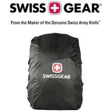 Swiss Army Rain Cover Bag Tas Ransel Coat Anti Air Pelindung Hujan Water Proof Backpak Gear Travel Hiking Outdoor Sport
