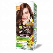 Garnier Color Naturals Creme Riche Hair Color #5.32 Coklat Caramel