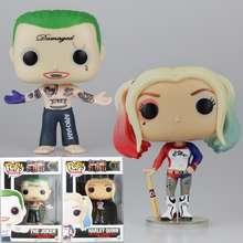 Funko POP Movie Suicide Squad Harley Quinn Singapore