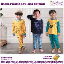 Kazel Piyama Bat Edition (0-5 Tahun) Cbks