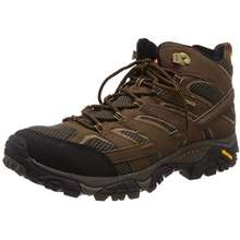 Merrell Men s Moab 2 Mid Gtx Hiking Boot ec9d430fa7