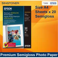 New Epson Photo Papers Price List in Singapore September, 2019
