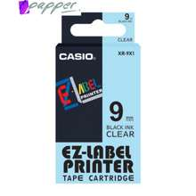 Casio EZ Label Printer 9mm Black Ink