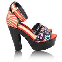 Nicholas Kirkwood Pop Art Heeled Sandal