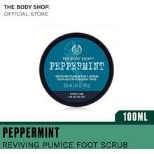 The Body Shop Peppermint Pumice Foot Scrub (100Ml)