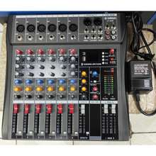 Yamaha Mixer 6 Channel Micing Console Ct -60S (Black)