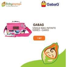 GabaG Cooler Bag Single Sling Series - Camo / Tas Botol Asi