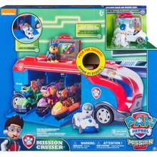 Paw Patrol Toy Rescue Bus Boys And Girls Toy Gifts