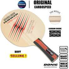 DONIC Original Carbospeed High Speed Carbon Table Tennis Blade Made In Taiwan 100% Original