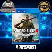 Rebellion Sniper Elite 4 Philippines
