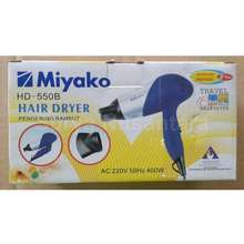 Miyako Hd 550b Hair Dryer 400w - Referensi Daftar Harga Terbaru ... 8adae5a0b1