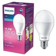 Philips Lampu Led Bulb LedBulb 14,5w 14.5w 14 Watt Bergaransi