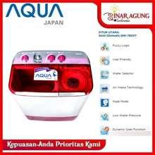 Sanyo Mesin Cuci 2 Tabung AQUA by QW-780XT 7KG