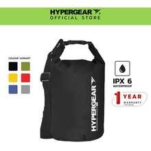Hypergear Dry Bag (10L) (Waterproof Bag / Durable / Heavy Duty / Outdoor Bag / Multifunctional Bag)