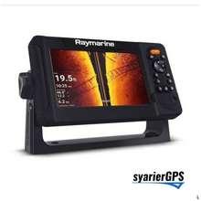 Raymarine Element 7Hv Chartplotter Fishfinder 3D Realvision
