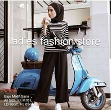 Ladies Fashion Baju Ala Cewe Korea / Trend Muslimah Terkini / Gamis Syari / Baju Gamis