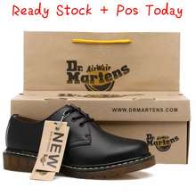 Dr. Martens Shocking Sale Men'S Woman'S New Dr.Martens 1461 Real Leather Martin Boots Shoes