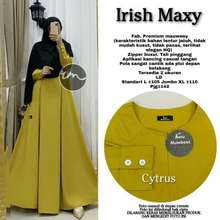 Ratu Hijab Irish Maxy